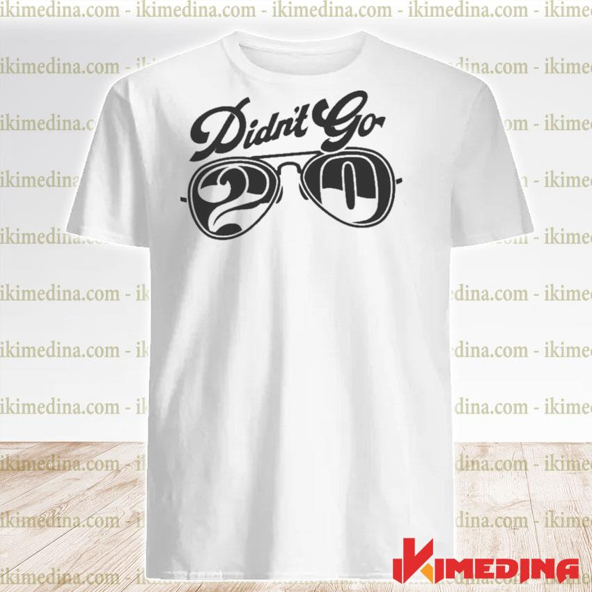 Official rut daniels didn't go 20 shirt