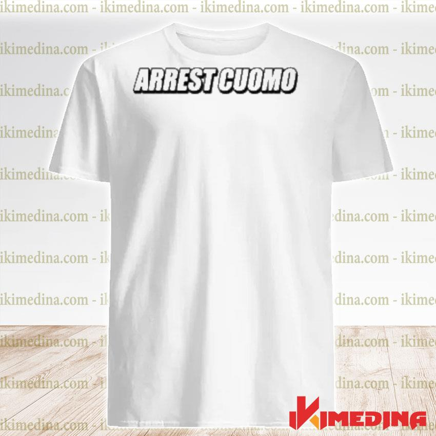 Official arrest cuomo shirt