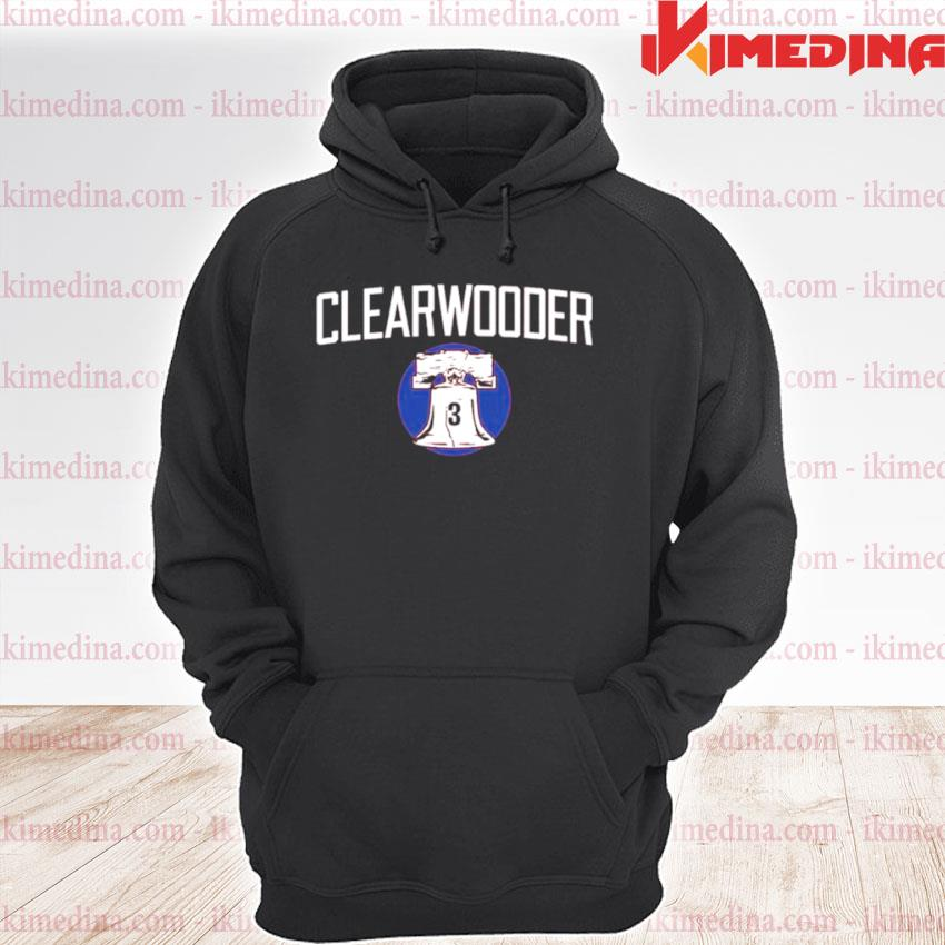 Official clearwooder phillies bryce harper premium hoodie