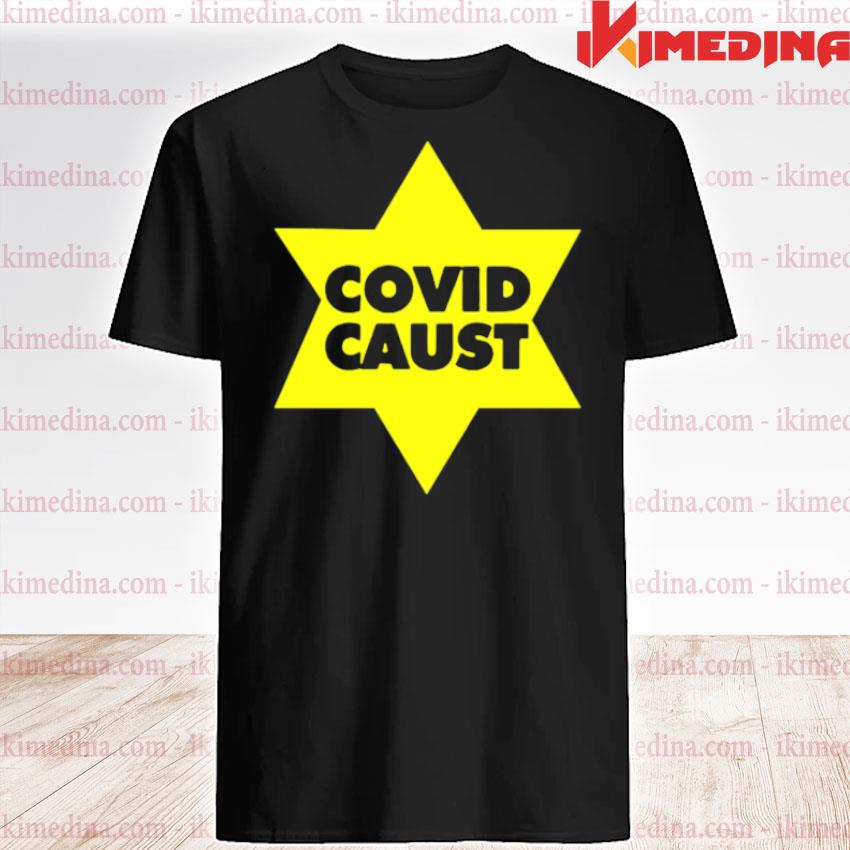 Official covid caust star shirt