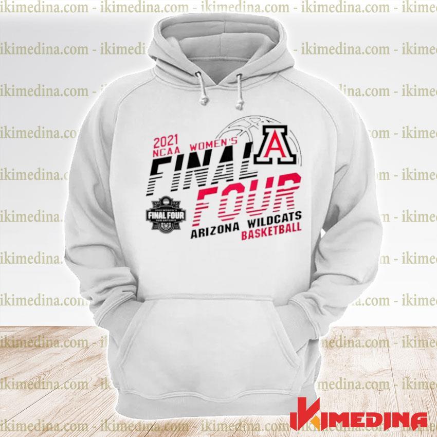2021 NCAA women's final four Arizona Wildcats basketball premium hoodie