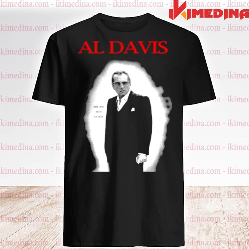 Al Davis The One True Nation Shirt