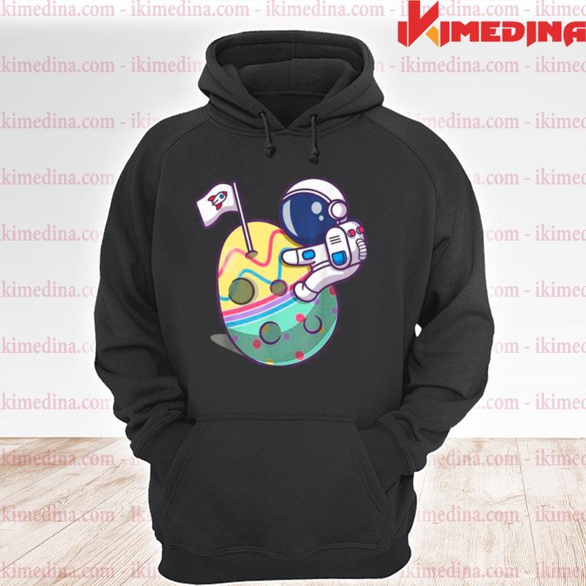 Eggstra Terrestrial Space Astronaut premium hoodie