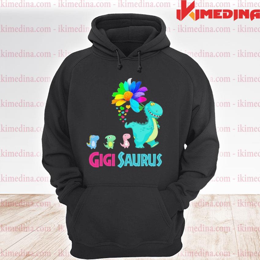 Gigisaurus premium hoodie