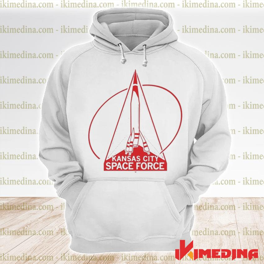 Official kansas city space force premium hoodie