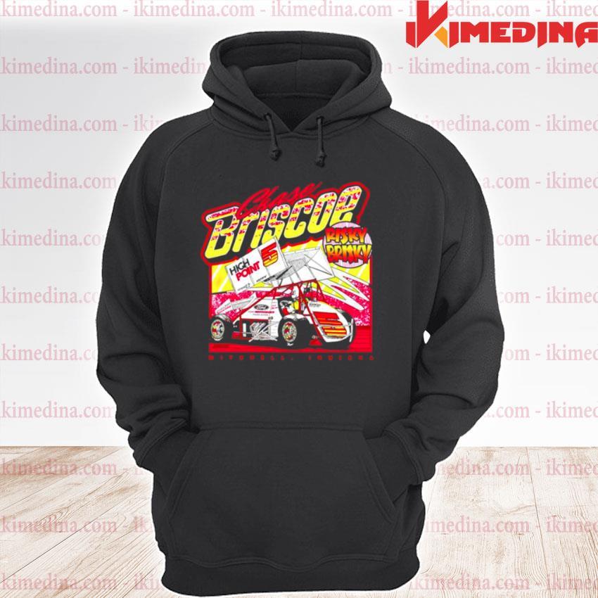 Risky Brisky Throwback chase briscoe premium hoodie