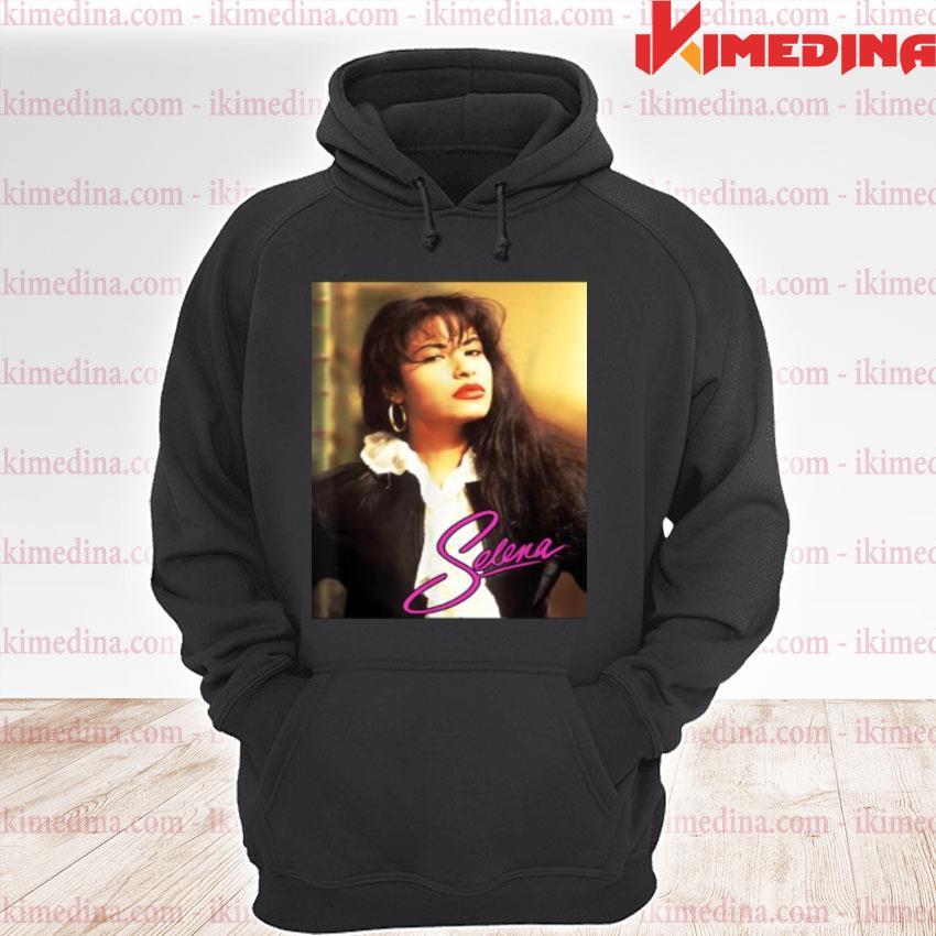 Selenas Quintanilla Love Signature Shirt premium hoodie