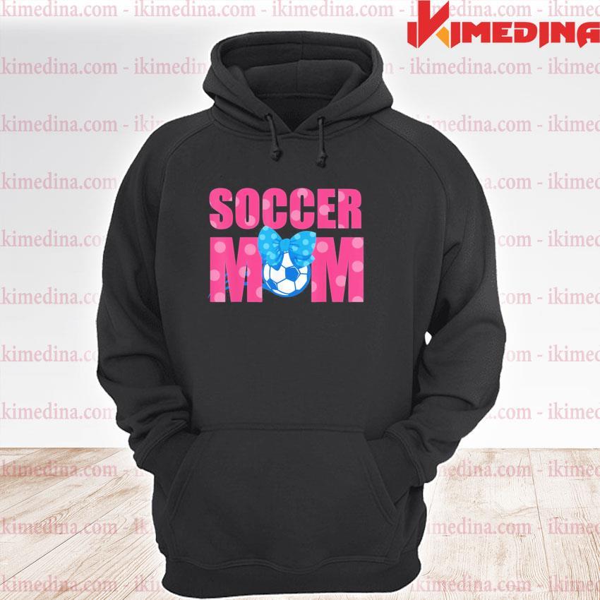 Soccer mom premium hoodie