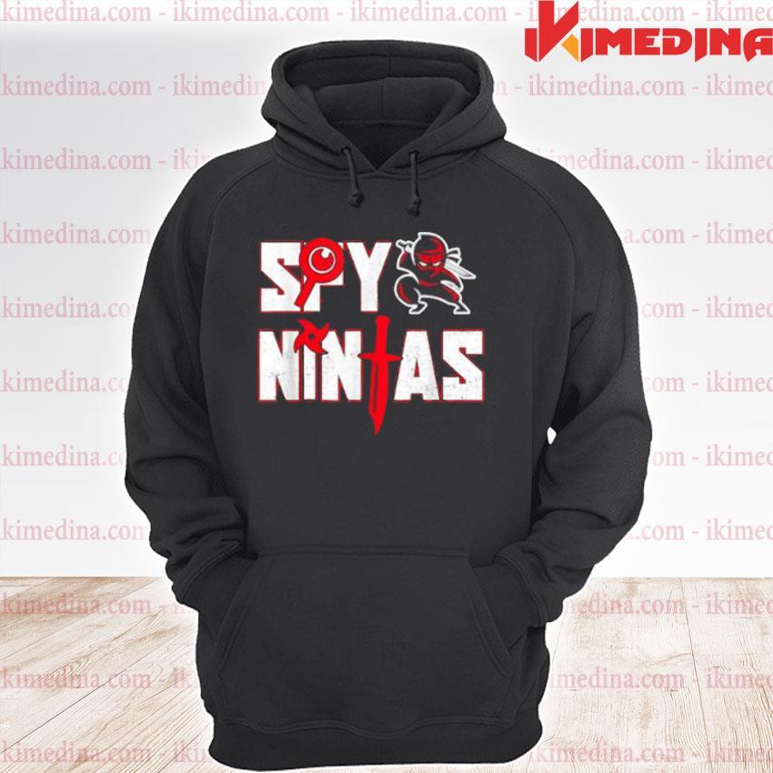 Spy Gaming Ninjas Tee Game Wild With Clay Shirt premium hoodie