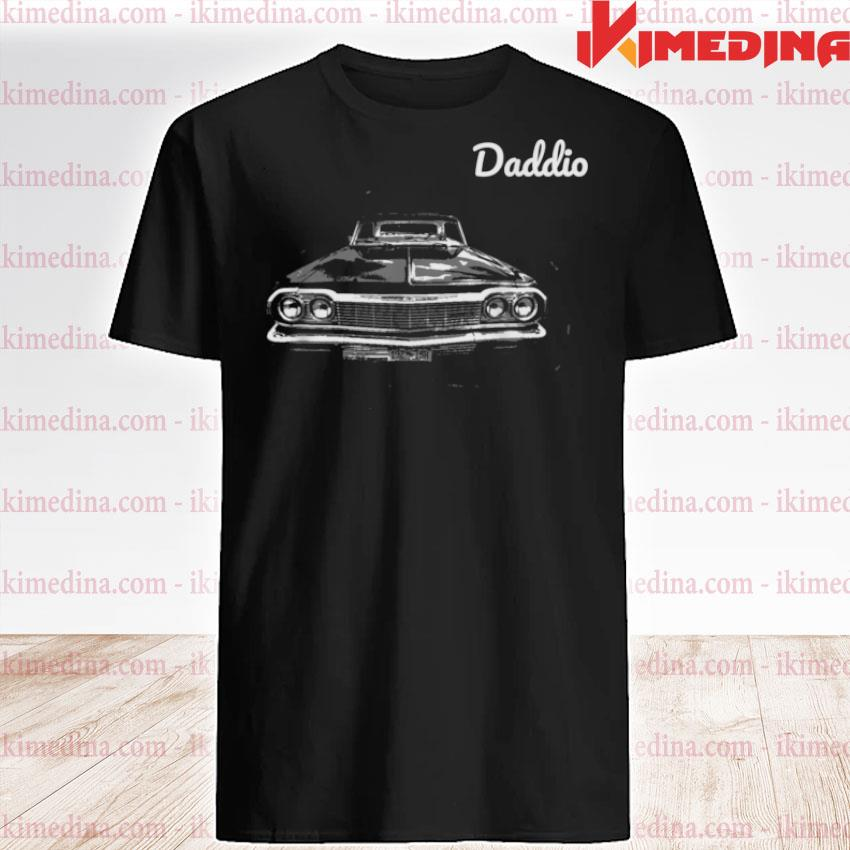 From Daughter Unique Hot Rod Daddio Shirt