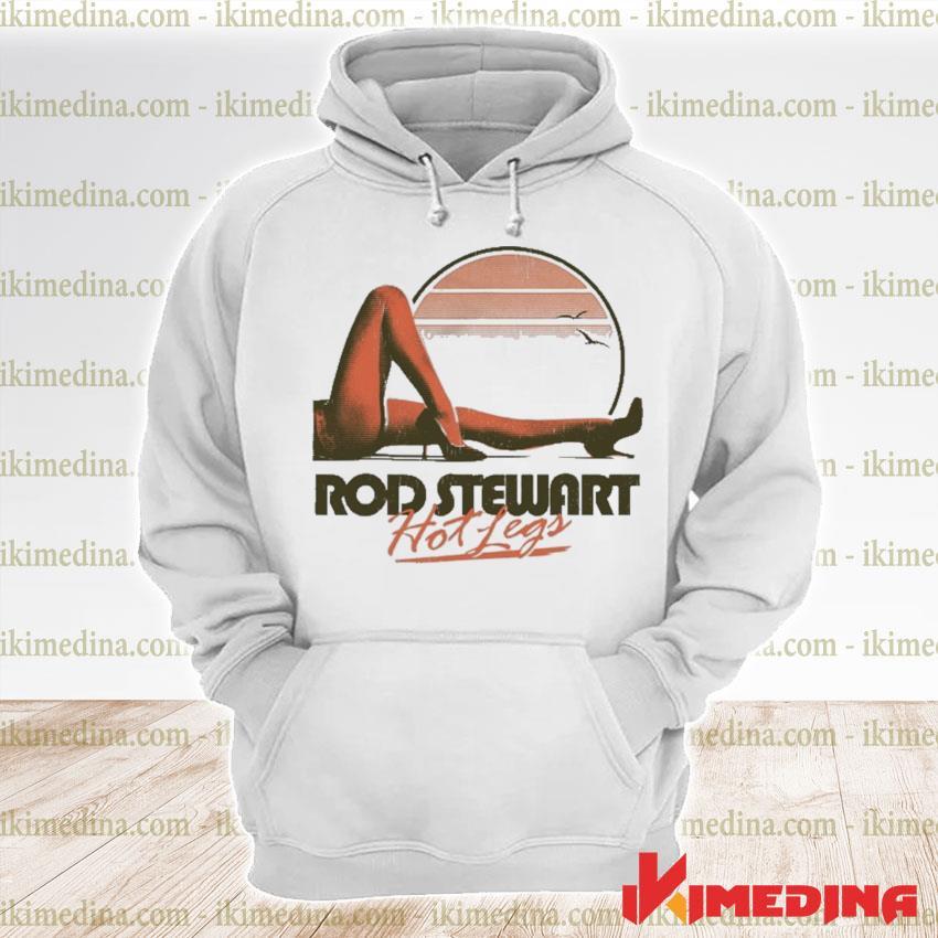 Rod stewart hot legs premium hoodie