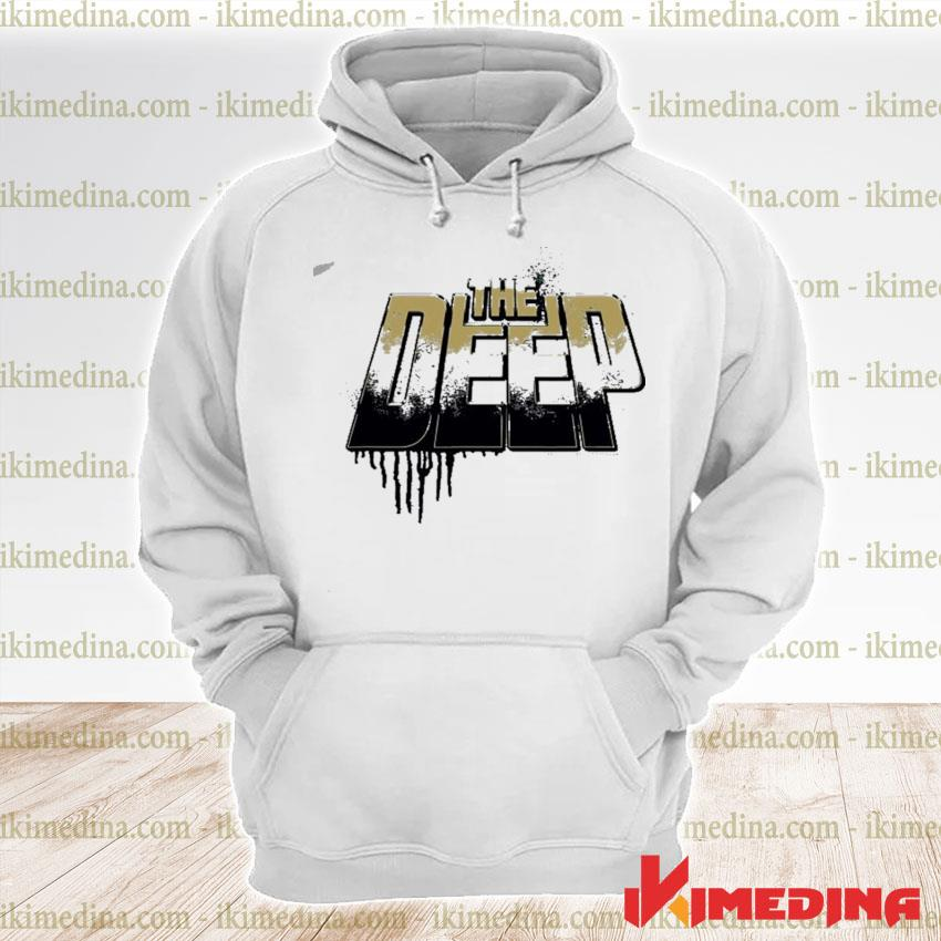 The boys the deep drip logo premium hoodie