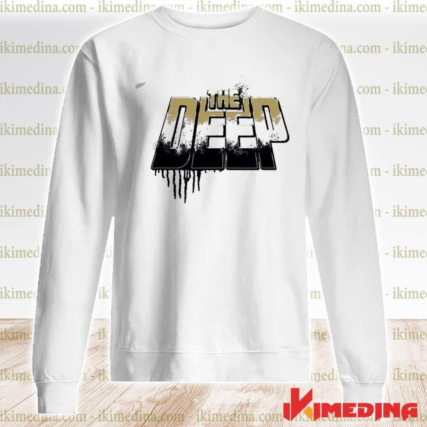 The boys the deep drip logo premium sweater