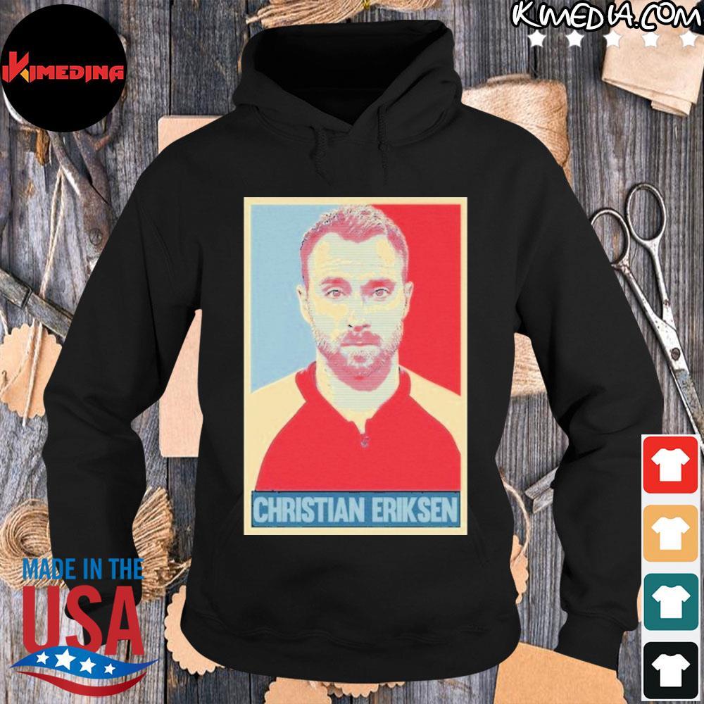 Christian eriksen essential s hoodie-black