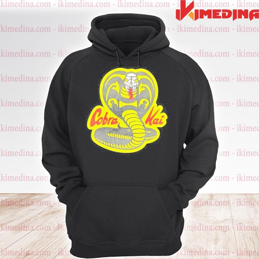 Funny Cobra Kai s premium hoodie