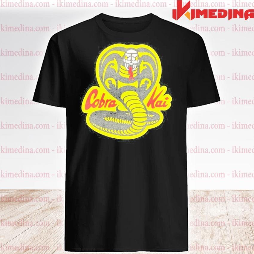 Funny Cobra Kai shirt