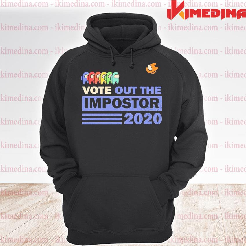 Vote out the Impostor 2020 s premium hoodie
