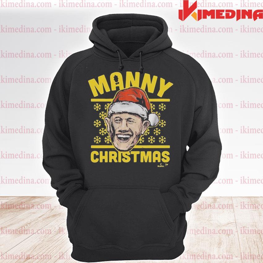 Manny christmas san diego s premium hoodie