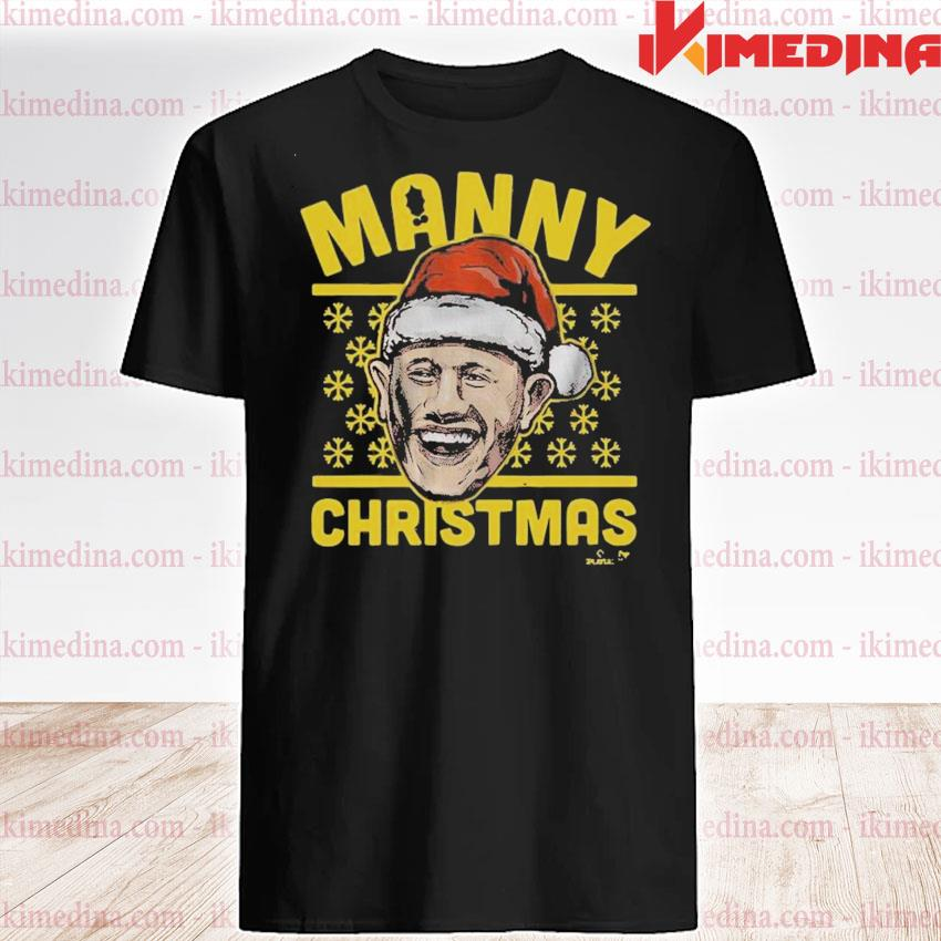 Manny christmas san diego shirt