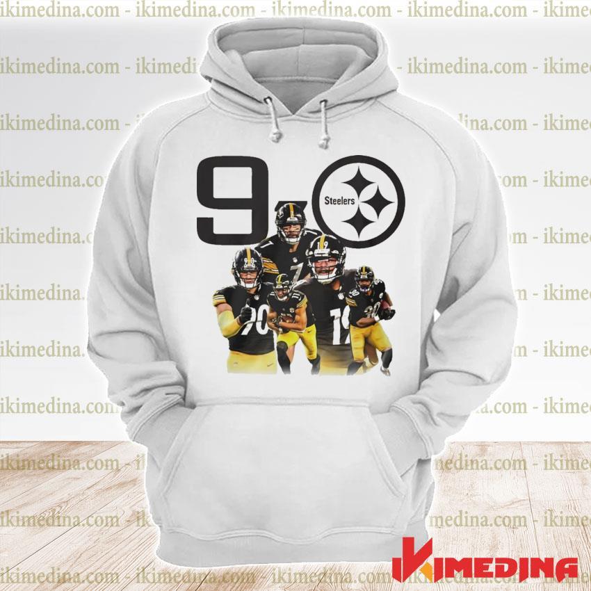 Pittsburgh Steelers 90 team player s premium hoodie