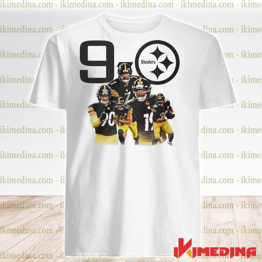 Pittsburgh Steelers 90 team player shirt