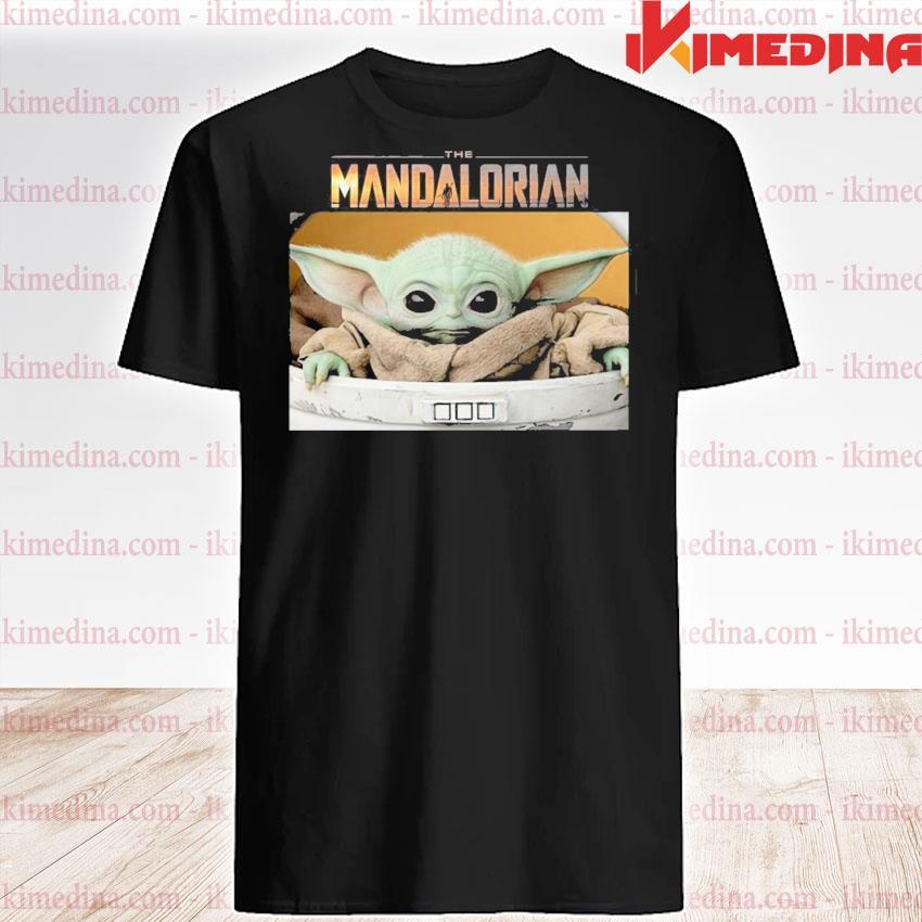 Star wars the mandalorian the child the baby yoda shirt