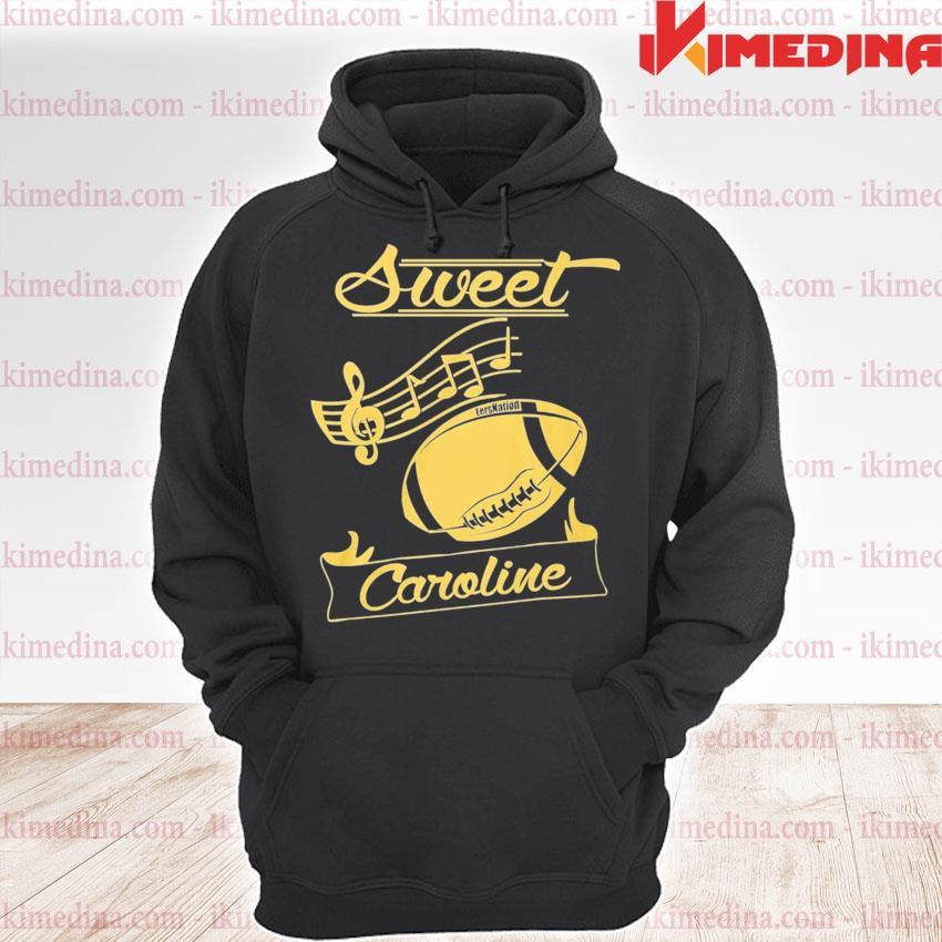 Sweet Rugby Caroline s premium hoodie