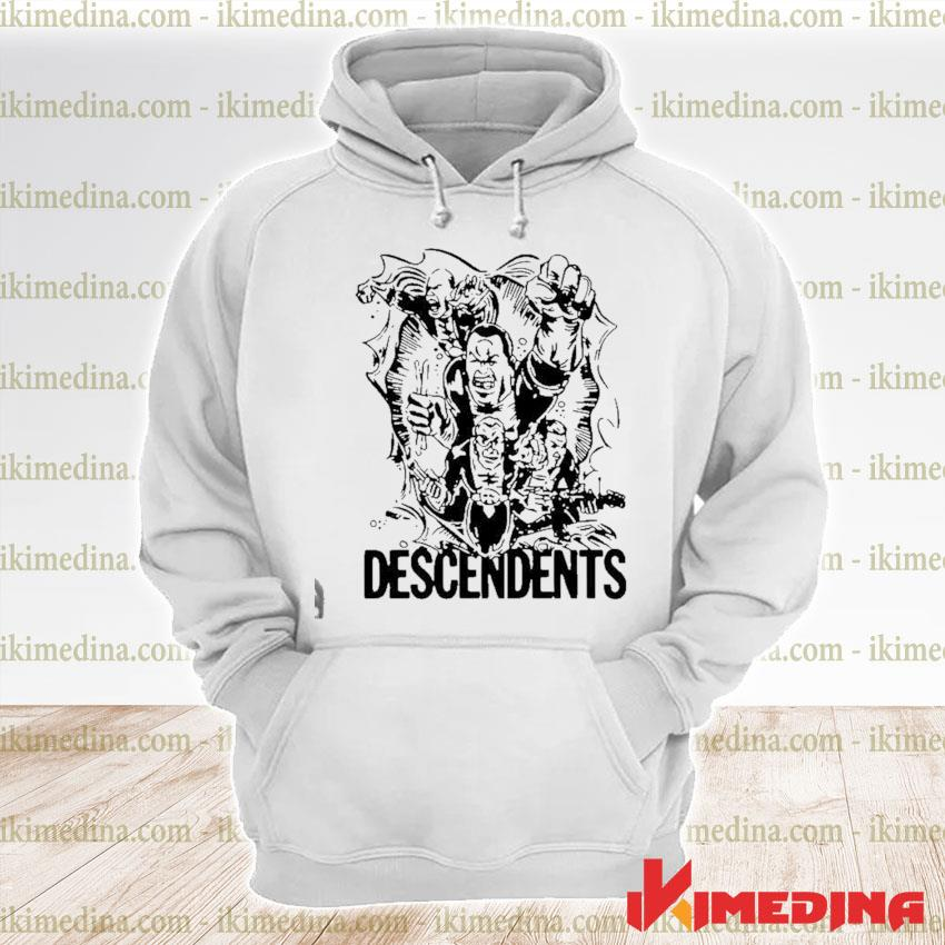 The descendents s premium hoodie
