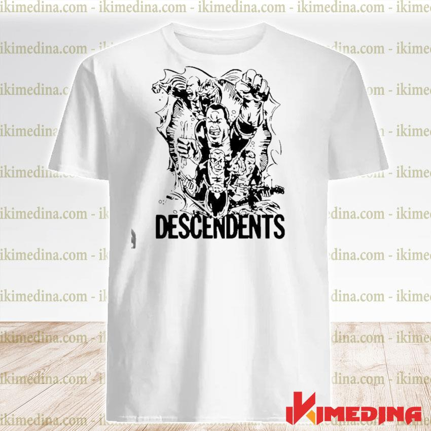 The descendents shirt