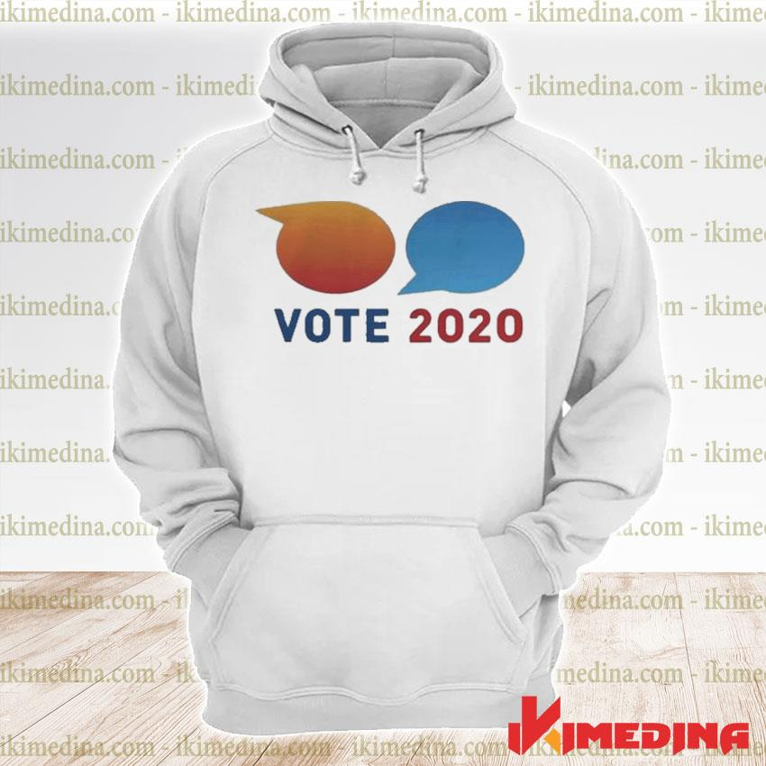 Vote 2020 trump biden election november 3rd voting s premium hoodie