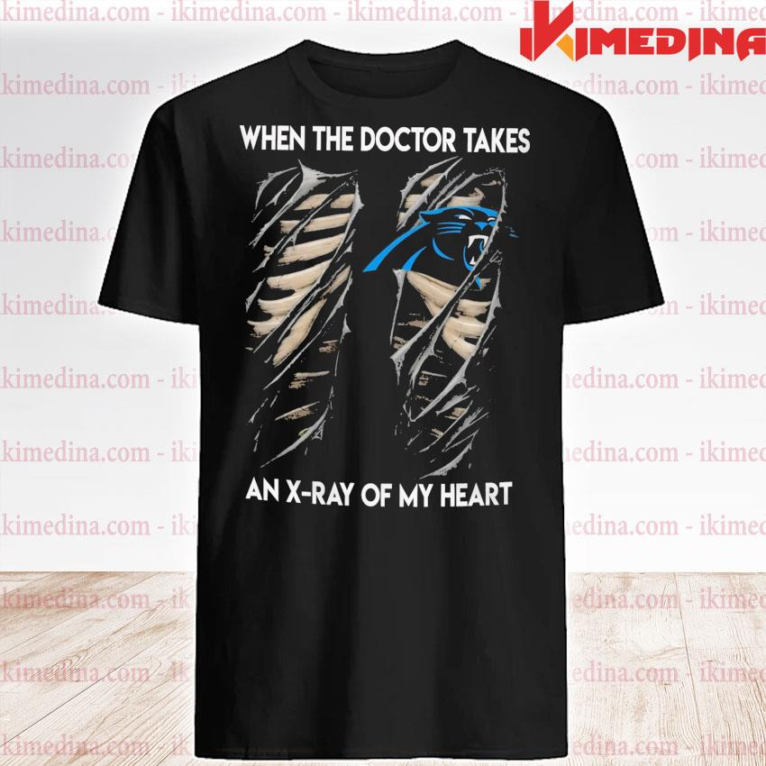When the doctor takes an x ray of my heart shirt