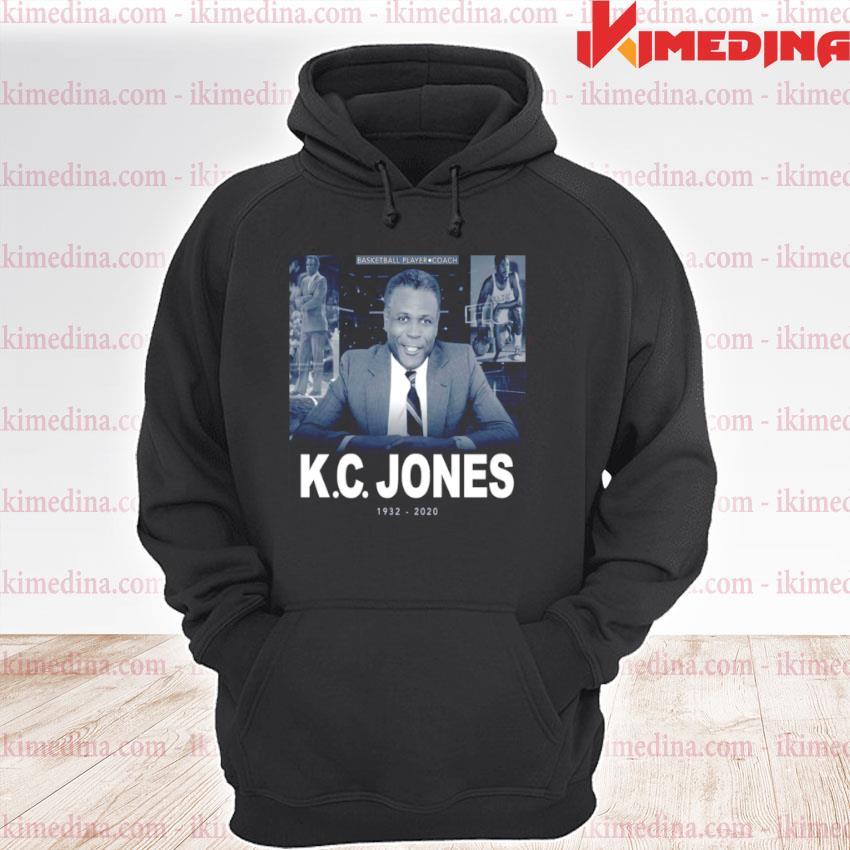 Official bill russell kc jones 1932 2020 s premium hoodie