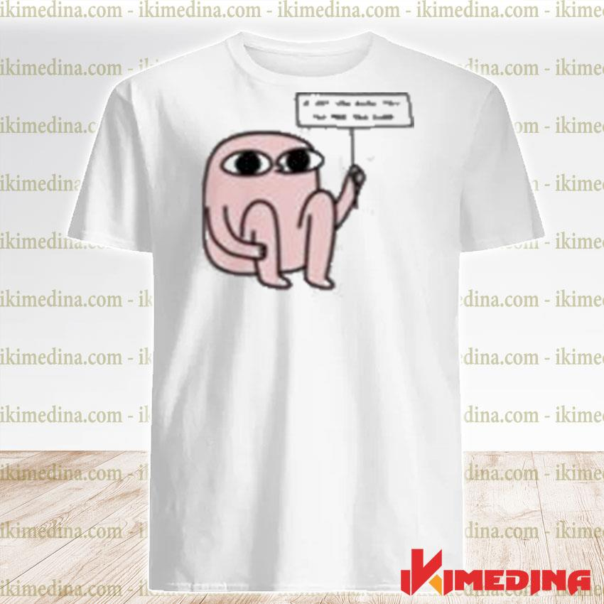 Official ketnipz merch if you can read this you are too close shirt