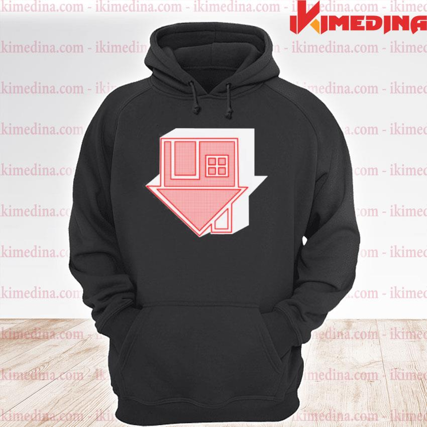 Official 3m reflective disco house s premium hoodie