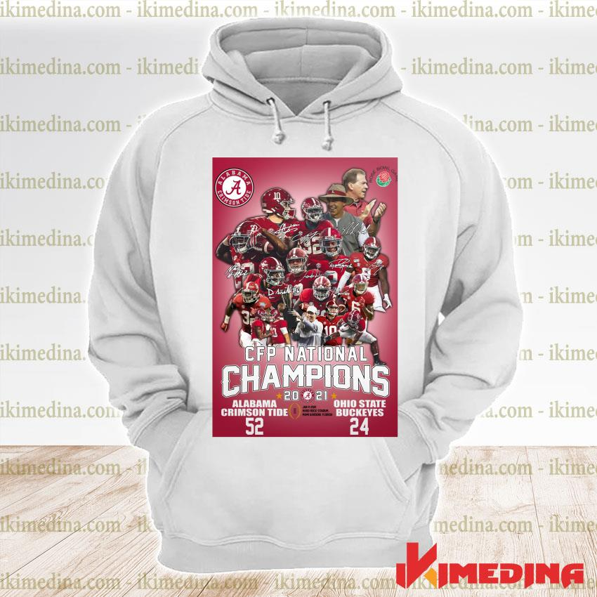 Official alabama crimson tide cup cfp national champions 2021 52 24 ohio state buckeyes s premium hoodie