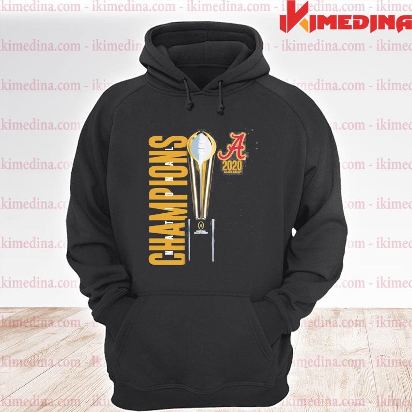 Official alabama crimson tide national champions 2020 2021 s premium hoodie