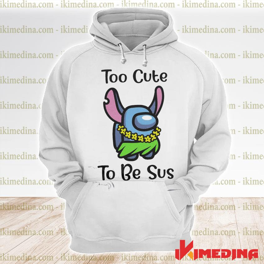 Official among us stitch idk bro you look sus s premium hoodie