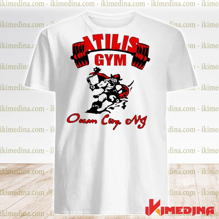 Official atilis gym shirt