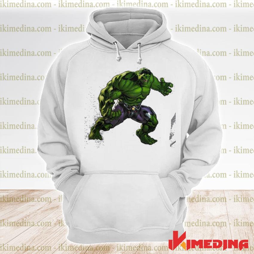 Official avengers alliance 2 hulk s premium hoodie