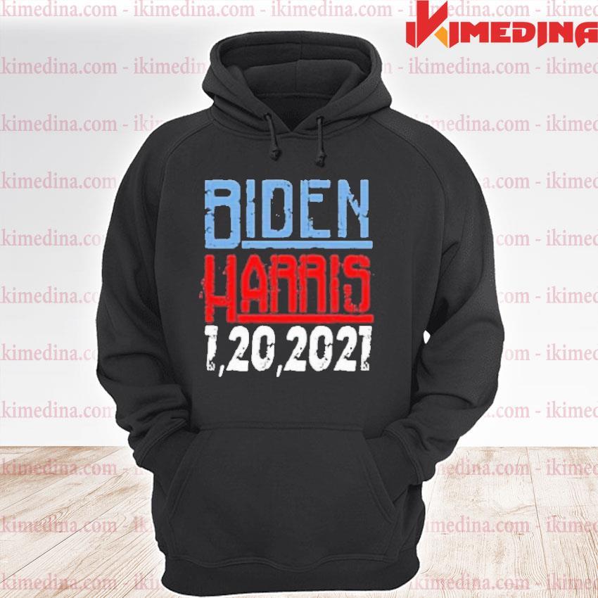 Official biden harris 1 20 2021 s premium hoodie
