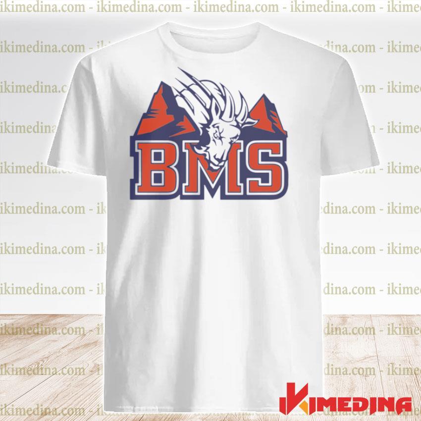 Official blue mountain state logo shirt
