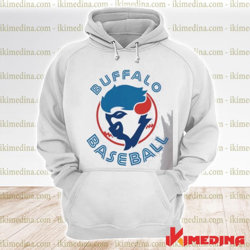 Official buffalo baseball 2021 s premium hoodie