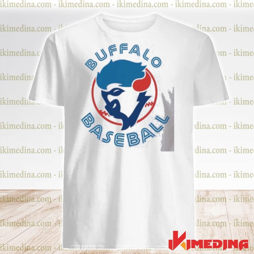 Official buffalo baseball 2021 shirt