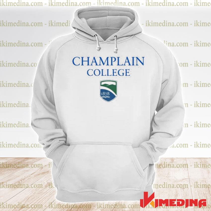 Official champlain college s premium hoodie
