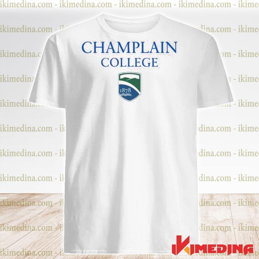 Official champlain college shirt