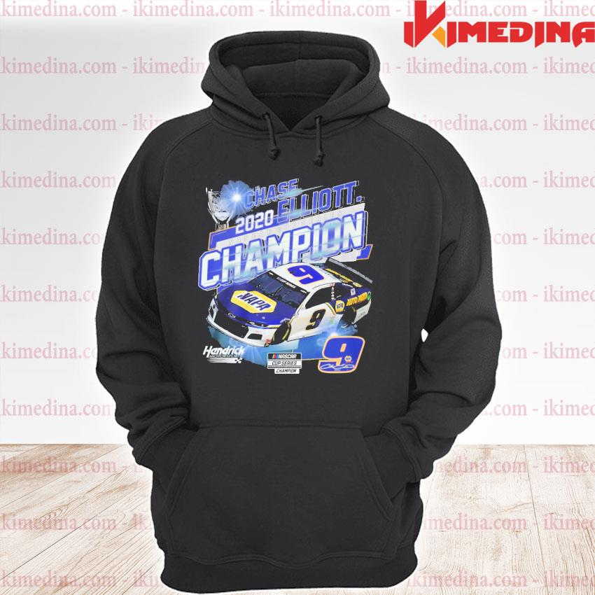 Official chase elliott 2020 nascar cup series championship s premium hoodie
