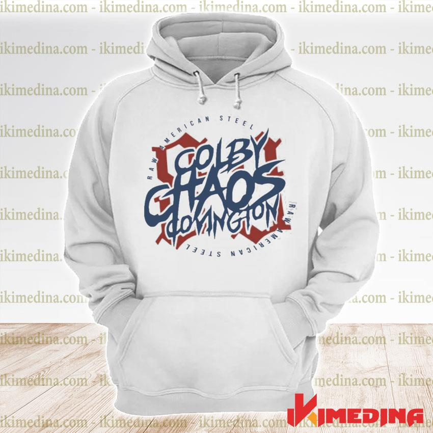 Official colby covington s premium hoodie