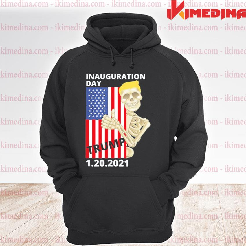 Official countdown to inauguration day january 20 2021 trump pence s premium hoodie