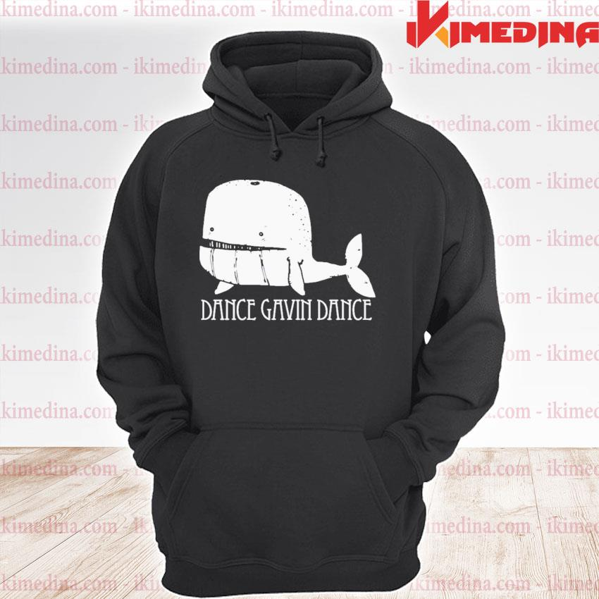 Official dgd merch shopify whale s premium hoodie