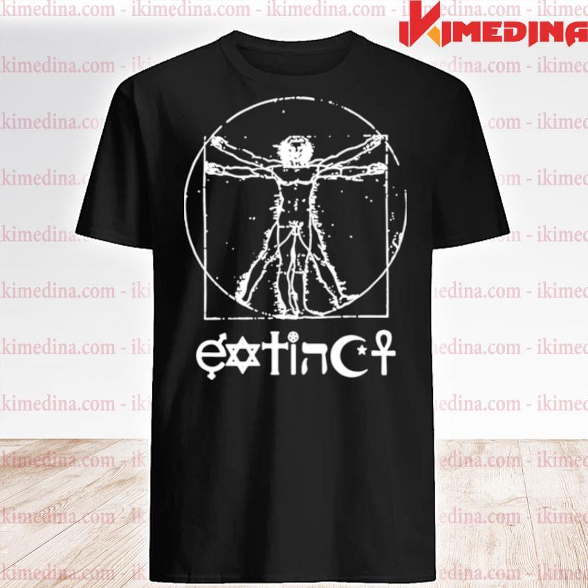 Official extinct ventruvian shirt